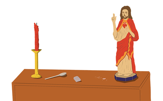 Personal Jesus - Asymptote