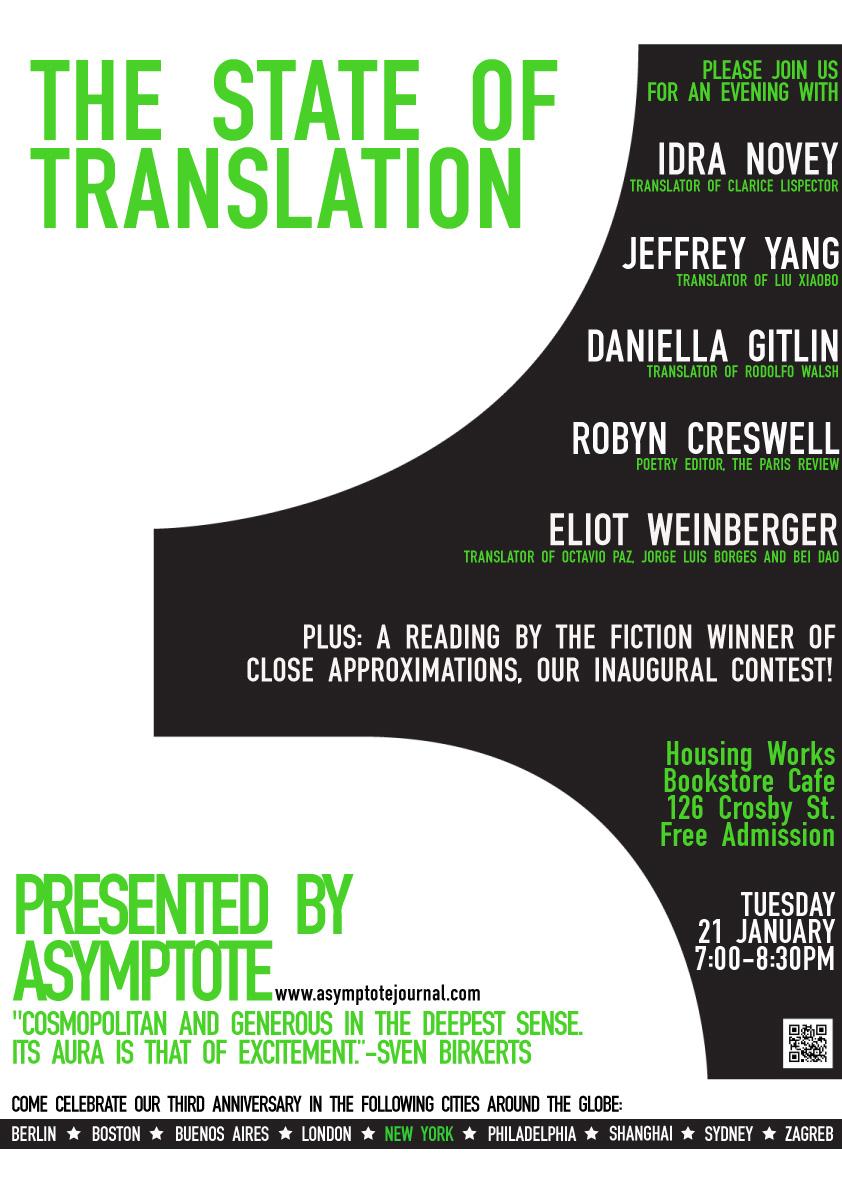 Translations Into Italian: The State Of Translation
