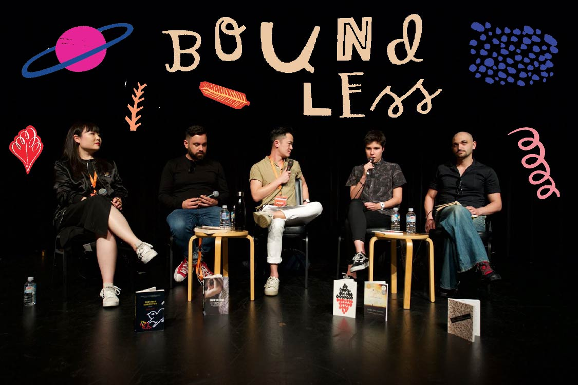 Tiffany Tsao Contributors Asymptote Blog Kets Duma Tali Pink Bs20 Dispatch From Boundless 2017 A Festival Of Diverse Writers