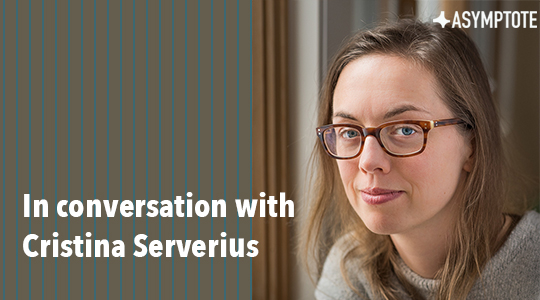 In Conversation Cristina Serverius On Teaching And Translation