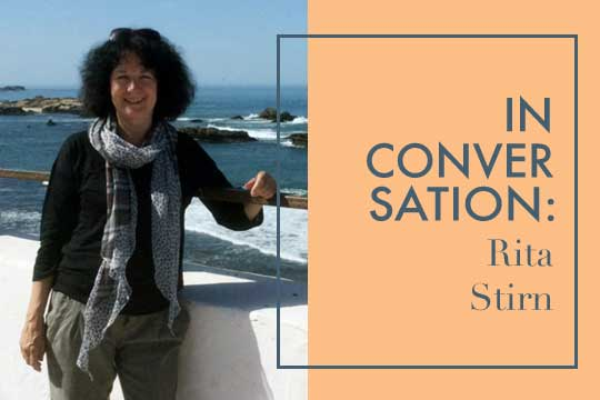 In Conversation: Rita Stirn