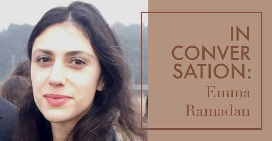 In Conversation Emma Ramadan Asymptote Blog