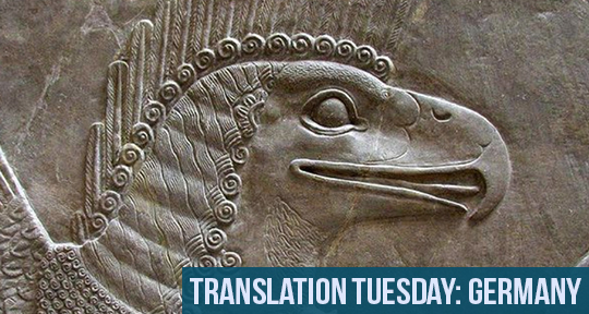 Translation Tuesday: Excerpt from The Bird God by Susanne