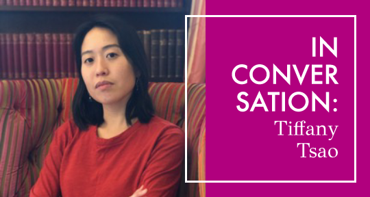 7e7c3b463ce All of What It Could Be: In Conversation with Tiffany Tsao ...
