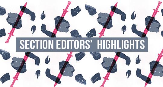 Section Editors' Highlights: Summer 2019 - Asymptote Blog