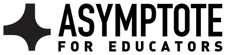 Asymptote for Educators Logo